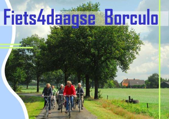 fiets4daagse borculol